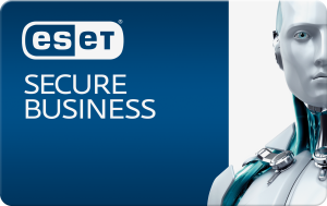 card - ESET Secure Business